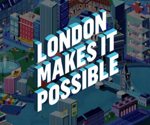 London Makes It Possible Website - image